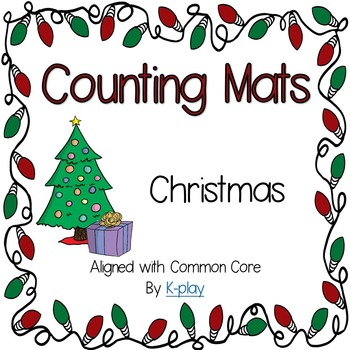 Christmas Counting and Addition Mats