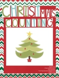 Christmas Counting for Preschool