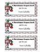 Christmas Coupon Book Bundle