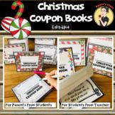 Christmas Coupon Book Gift
