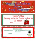 Christmas Coupon Book-WirthIt