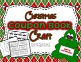 Christmas Coupon Book and Craft