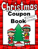 Christmas Coupon Book for Parents