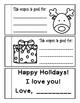 Christmas Coupon Book - Student Made