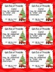 Christmas Coupons Red