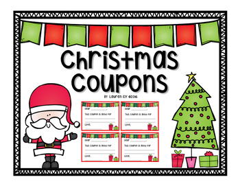 Christmas Coupons for Students