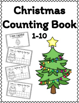 Christmas Coutning Book 1-10