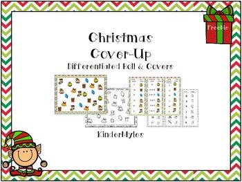 Christmas Cover Up Freebie