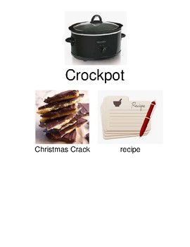 Christmas Crack - picture supported text recipe visuals step by step