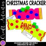 Christmas Cracker Craft   Christmas in England   Holidays
