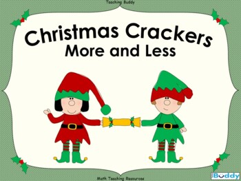Christmas Crackers - More or Less Problems