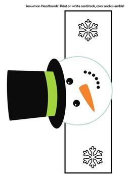 Winter Craft | Winter Activity | Snowman Craft | Snowman Activity