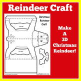 Reindeer Craft Activity