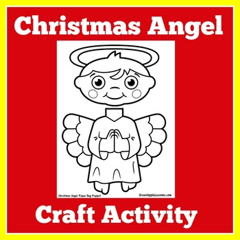 Christmas Craft | Christmas Activity | Christmas Craftivity
