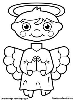 Angel Craft Craftivity