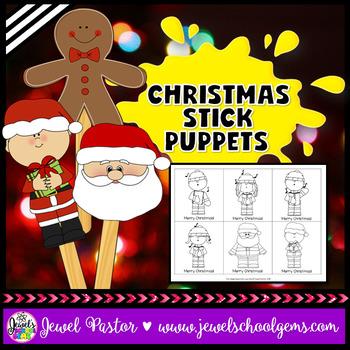 December Activities (Christmas Craftivities)