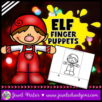 Christmas Craftivities (Elf Crafts)