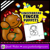 Christmas Craftivities (Gingerbread Crafts)