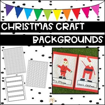 Christmas Craft Background