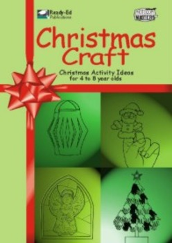 Christmas Craft Christmas Activity Ideas For 4 To 8 Year Olds By