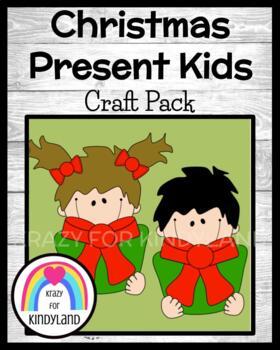 Christmas Craft: Christmas Present Kids
