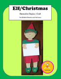 Christmas Craft - Elf