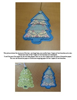 Christmas Craft Ideas - O Christmas Tree