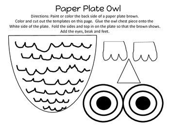 Christmas Owl Craft