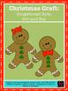 Christmas Craft Pack: Gingerbread, Sleigh, Rudolph, Cookie Kids, Elf, Santa