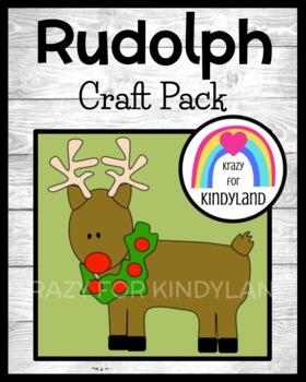 Christmas Craft: Rudolph