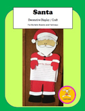 Christmas Craft - Santa
