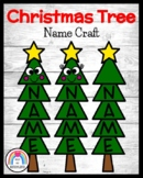 Christmas Craft: Name Tree