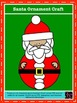 Christmas Craft Value Pack: Ornaments: Santa, Snowman, Rei