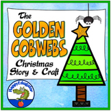 Christmas Craft and Story: The Golden Cobwebs Christmas Around the World Germany