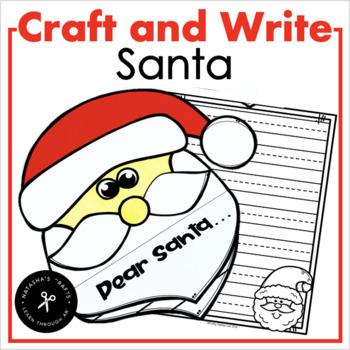 Christmas Craft and Write Bundle