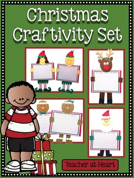 Christmas Craftivity Pack