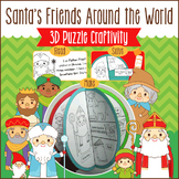 Christmas Around the World Puzzle Craft