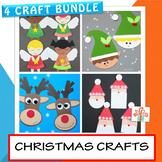 Christmas Crafts - 4 Christmas Craft BUNDLE