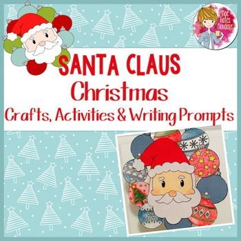 Christmas Craft - Santa