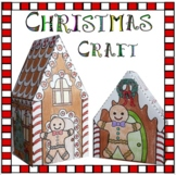 Christmas Crafts - Gingerbread Houses