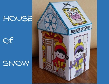 Christmas Crafts - House of Snow