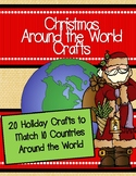 Christmas Crafts from Around the World: 20 Crafts from 10 Countries