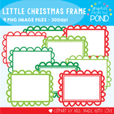Little Christmas Border Frames