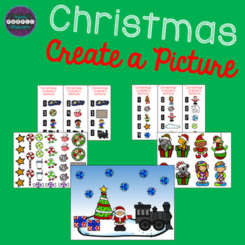 Christmas Create a Picture