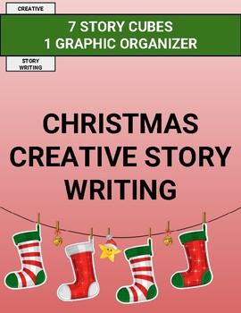 Christmas Creative Story Writing Activity