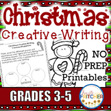 Christmas Creative Writing