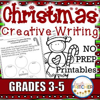 Christmas Creative Writing