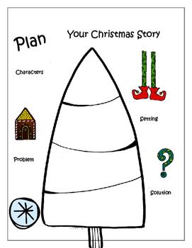 Christmas Creative Writing Activities