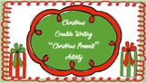 Christmas Creative Writing Activity – Computer Christmas Activity