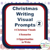 Christmas Creative Writing Prompts - Activities -Sub Tubs - Set 2